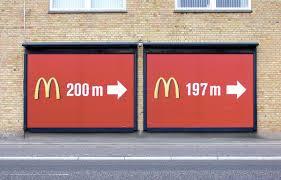 Reklamines iskabos
